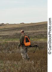 caçador,