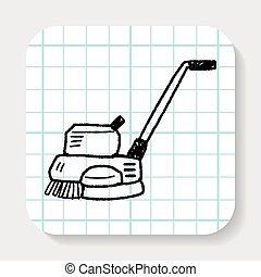 floor buffing machines doodle
