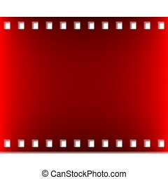 Photo or cinema film - Seamless pattern from close up of...