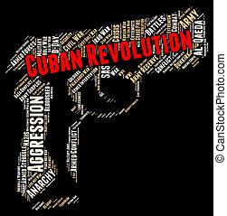 Cuban Revolution Indicates Coup D'état And Anarchy - Cuban...