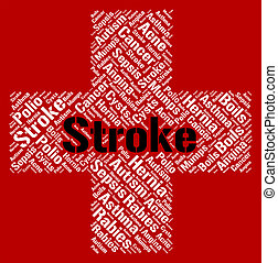 Stroke Illness Indicates Transient Ischemic Attack And...