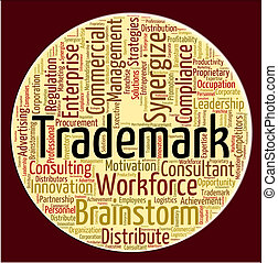 Trademark Word Means Proprietary Name And Emblem - Trademark...