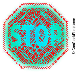 Stop Sinning Indicates Prohibited Restriction And Immorality...