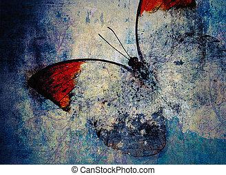 mariposa,