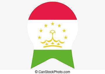 _Flags(Base)2 Tajikistan -  Tajikistan