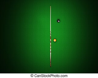 Billiard-Pool 3D Object Series