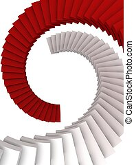 Stairs ? 3D Object Series