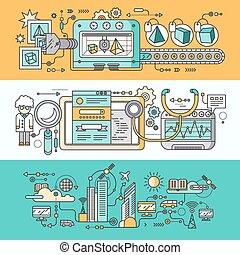 Smart Innovation Technology - Concept smart innovation...