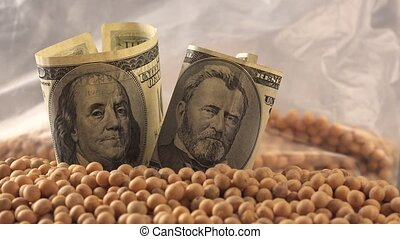 Profit from soybean in USA - Making profit in agriculture...