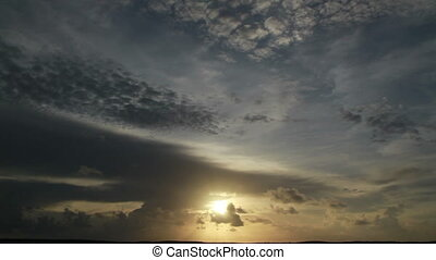 Upper FL Keys TL Clouds Two - Florida Upper Keys TL Clouds...