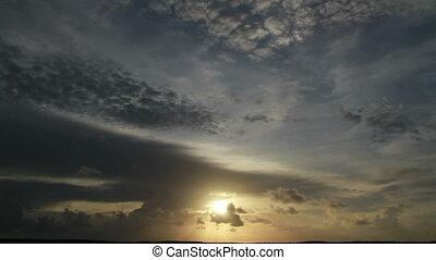 Upper FL Keys TL Clouds Two
