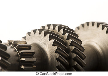 Transmission - gear wheels