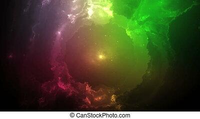 Universe nebula 4k