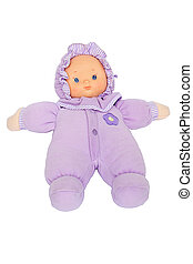 baby doll purple suit for baby