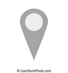 Location Tag - Location, tag, label icon vector image Can...