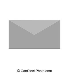 Envelop - Mail, message, inbox icon vector image Can also be...