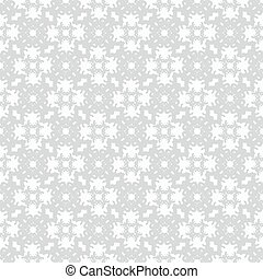 gentle simple abstract seamless vector pattern on white background