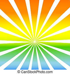 sunshine background - illustration of sunshine background...