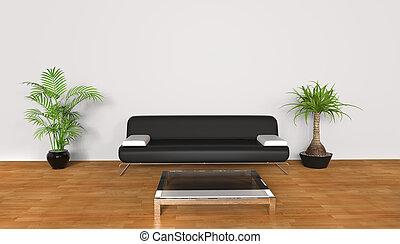 White Living Room 2