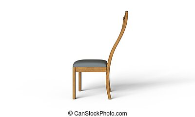 Chair - Side View