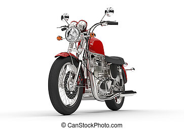 Old Red Bike