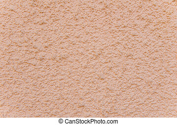 Cement background with a texture of orange wall