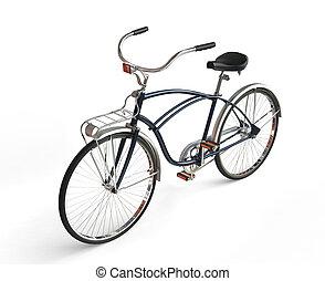 Restored Vintage Bicycle