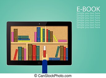 chooses eBooks in the Internet