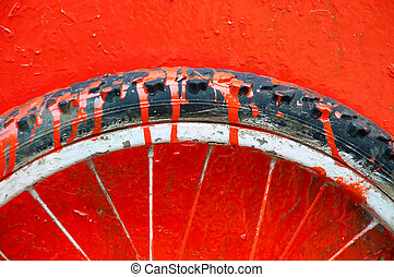 driven wheels - iron driven wheels