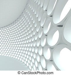Architectural background - Large hall. Architectural...