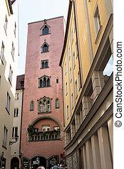 regensburg, germany - germany, bavaria, regensburg