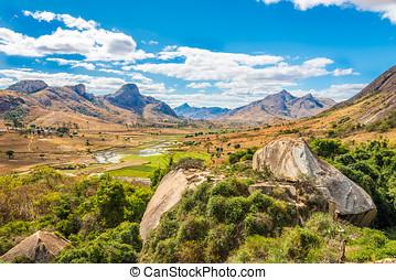 Anja - Nature reserve of Madagascar - Anja park - Nature...