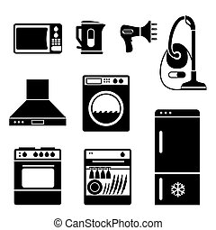 household icons