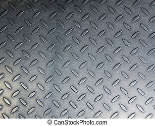 Background texture of shiny metal
