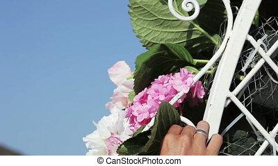 Create decorative bouquet