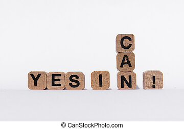 yes i can - motivation text