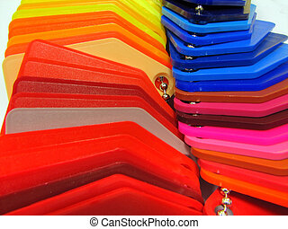plastic color samples - plastic different color samples ,...
