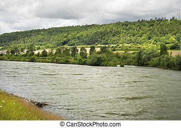 Landscape Franconia Germany - Image of landscape in...