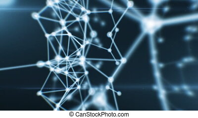 Abstract Beautiful Network Loop - Abstract Beautiful Network...