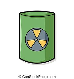 nuclear power doodle