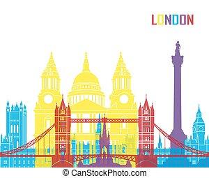 London skyline pop