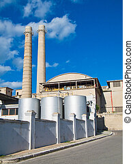 Steelworker factory - This is a steelworker factory situated...