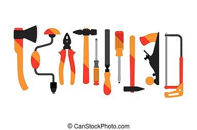 工具, 建設, 彙整