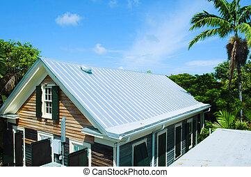 key west - view of Key West, Florida Keys, USA