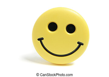smiley, frigidaire, aimant
