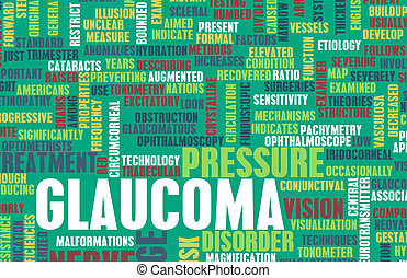 Glaucoma is an Ocular Eye Disorder of the Optic Nerve