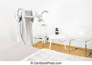 Body treatment clinic with advanced equipment - Treatment...