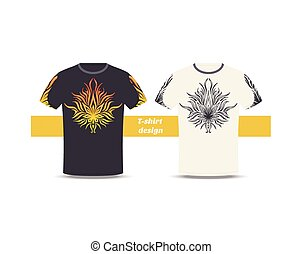 Tshirt Design Abstract Marijuana