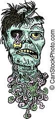 Hand-drawn Zombie