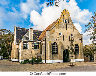 Nicolas Church on Vlieland, Holland